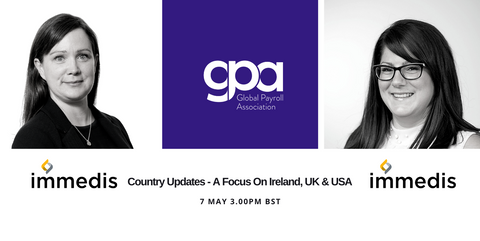 COVID-19 COUNTRY UPDATES: A focus on Ireland, UK and US