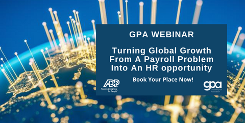 Turning global growth from a payroll problem into an HR opportunity