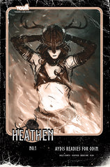 Heathen Issue #1 Heavy Metal Edition