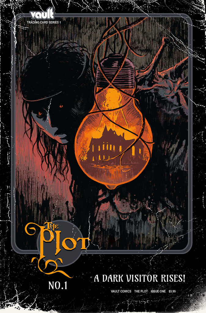 The Plot Issue #1 Heavy Metal Edition