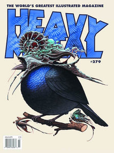 Issue #279 - Mitchell, Horkey Cover