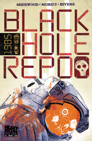 1985: Black Hole Repo #1 - Cover B