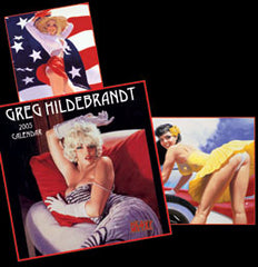 <!--- 2005 --->Calendar 2005 - Hildebrandt (also works in 2011)
