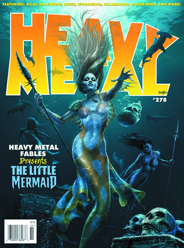 Issue #278 - Mermaid