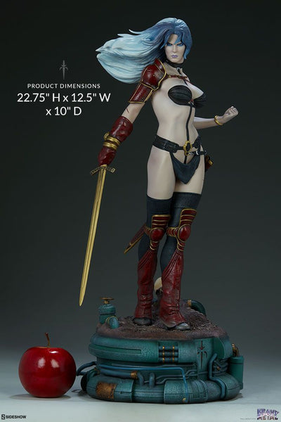 Taarna Premium Format Figure (Sideshow Exclusive Edition)