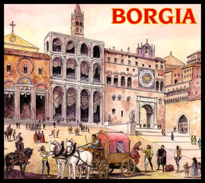 Serialized Bundle : Borgia