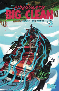 Aftermath Big Clean #3 - Cover A