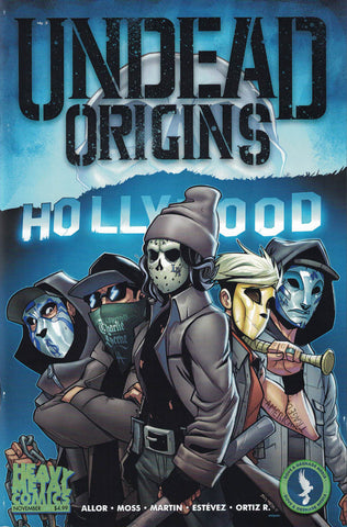 Hollywood Undead Origins