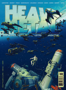 Issue# 303 - Cover A - Pascal Blanché