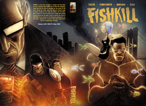 Fishkill : Trade Paperback