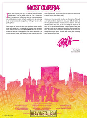 Issue #296 Cover A - Tristan Eaton