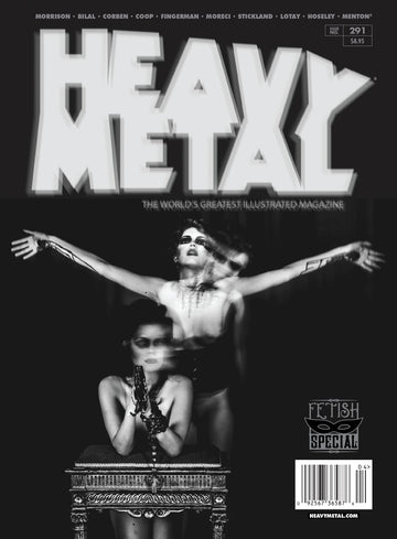 Heavy Metal Magazine Submissions Policy Page