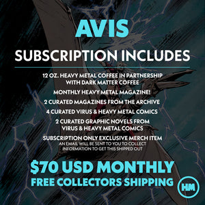 MONTHLY SUBSCRIPTION: AVIS