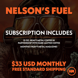 MONTHLY SUBSCRIPTION: NELSON'S FUEL
