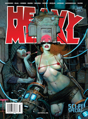 Issue #289 Cover C - Ryan Brown