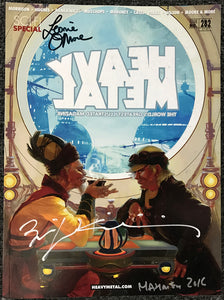 Issue #282 - Afternoon Coffee by Smith (Signed)