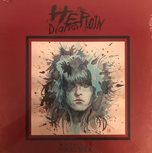 Nikki Sixx - Heroin Diaries Red - Leather Slip Case Edition