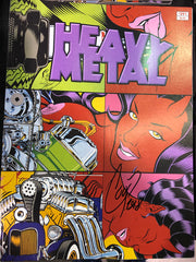 SIGNED Issue #291 Cover D - Coop (Black Ink)