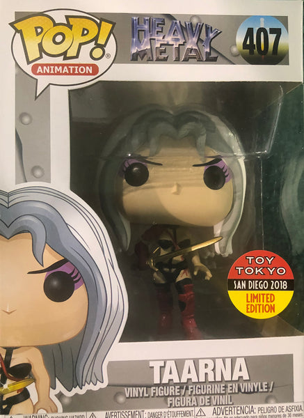 Taarna Funko Pop - SDCC 2018 Exclusive