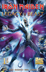 Iron Maiden Legacy of the Beast - Issue #1 - Cover A