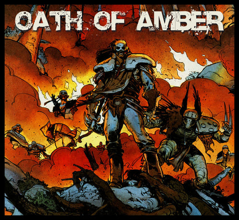 Serialized Bundle : The Oath of Amber