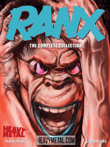 RANX: The Complete Collection