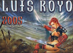 <!--- 2005 --->Calendar 2005 - Royo (also works in 2011)