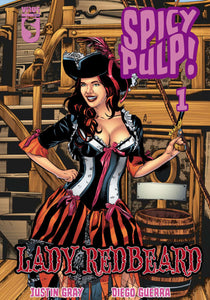 Spicy Pulp Comics 01