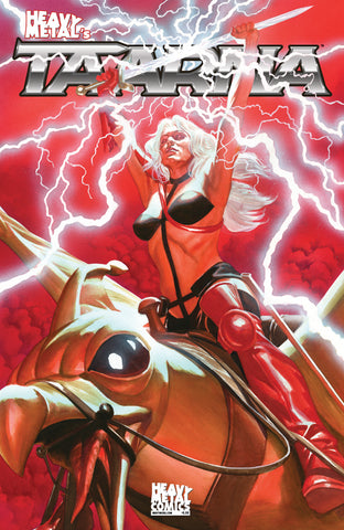 Taarna - Trade Paperback Volume 1 - Alex Ross Cover