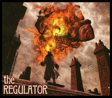 Serialized Bundle : The Regulator
