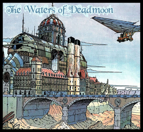 Serialized Bundle : The Waters of Deadmoon