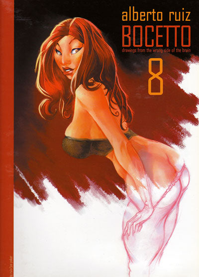 Bocetto-Art of Alberto Ruiz (Deluxe) (Artbook)