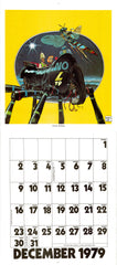 <!--- 1979 ---> Calendar 1979 - Heavy Metal