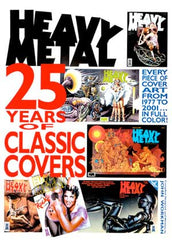 <!--- 2 --->25 Years of Covers (Artbook)