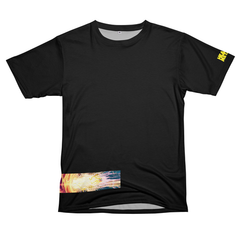 Sun to Catch Men's Cut & Sew T-Shirt
