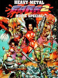 Bisley - FAKK 2 Movie (Bisley Artbook)