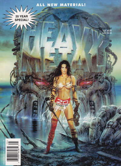 1997 Fall: 20 Years of Heavy Metal (magazine edition)