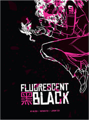SIGNED Fluorescent Black Soft Cover