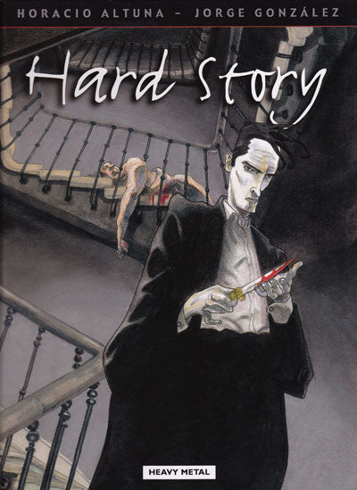 Hard Story by Horatio Altuna
