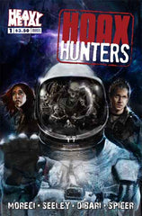 Hoax Hunters #1 - Cover A