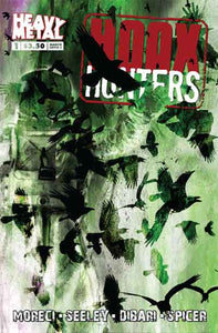 Hoax Hunters #1 Cover C
