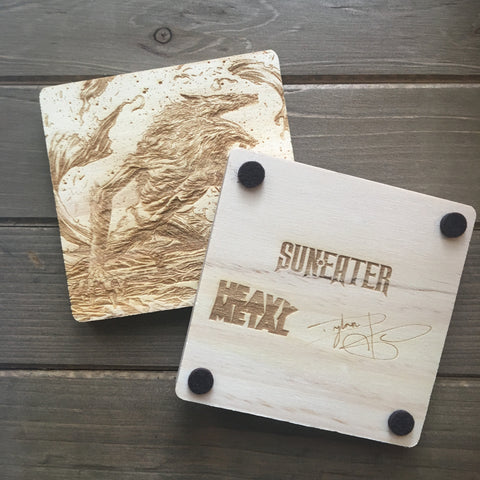 SUNEATER COASTER PACK OF 2