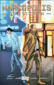 Narcopolis: Continuum - Issue #3