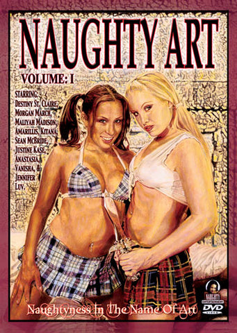 Naughty Art I-DVD, Irvin Bomb (NA)