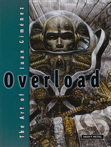 Overload By Gimenez (Artbook)