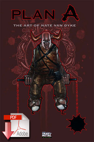 Plan A - Art of Nate Van Dyke