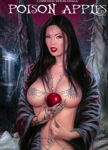 Poison Apples, Art of Lorenzo Sperlonga SC (Artbook)