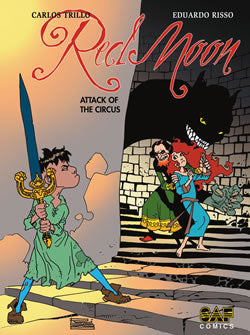 Red Moon, Book 2 (SAF)
