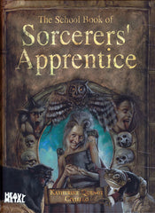 School Book of Sorcerers\' Apprentice (Gothic Collection)