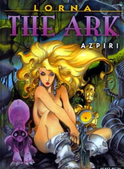 Azpiri - Lorna: The Ark